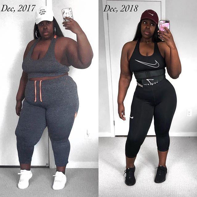 @JanielleWright #weightlosstransformation #weightlossbeforeandafter #bwlw