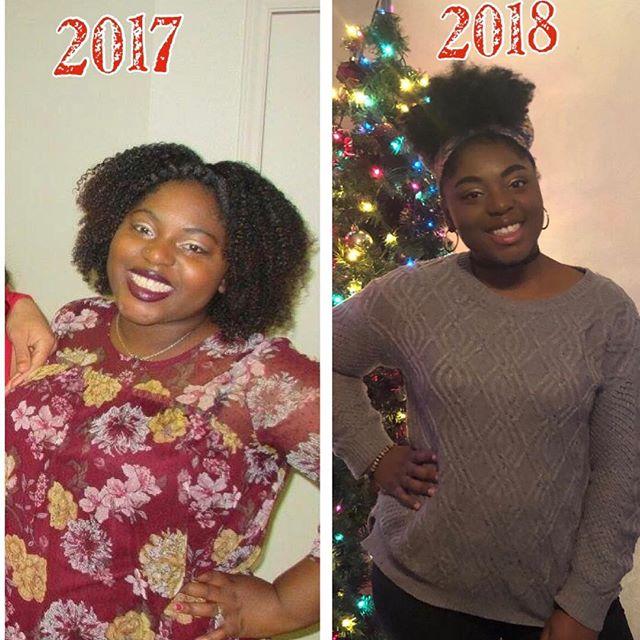 Tanisha Avery #weightlossbeforeandafter #weightlosstransformation #weightlosstips