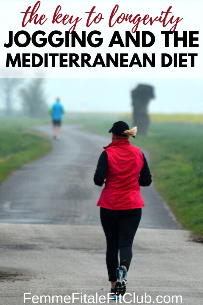 The Key To Longevity: Jogging And the Mediterranean Diet #oliveoil #evoo #health #hearthealth #redwine #jogging #running #runnerscommunity #runchat #bgr