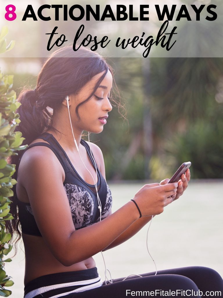 8 actionable ways to lose weight #weightlossforwomen #fatloss #water #drinkwater #effectiveweightloss #howtoloseweightforgood #fitness #gym #workout #exercise