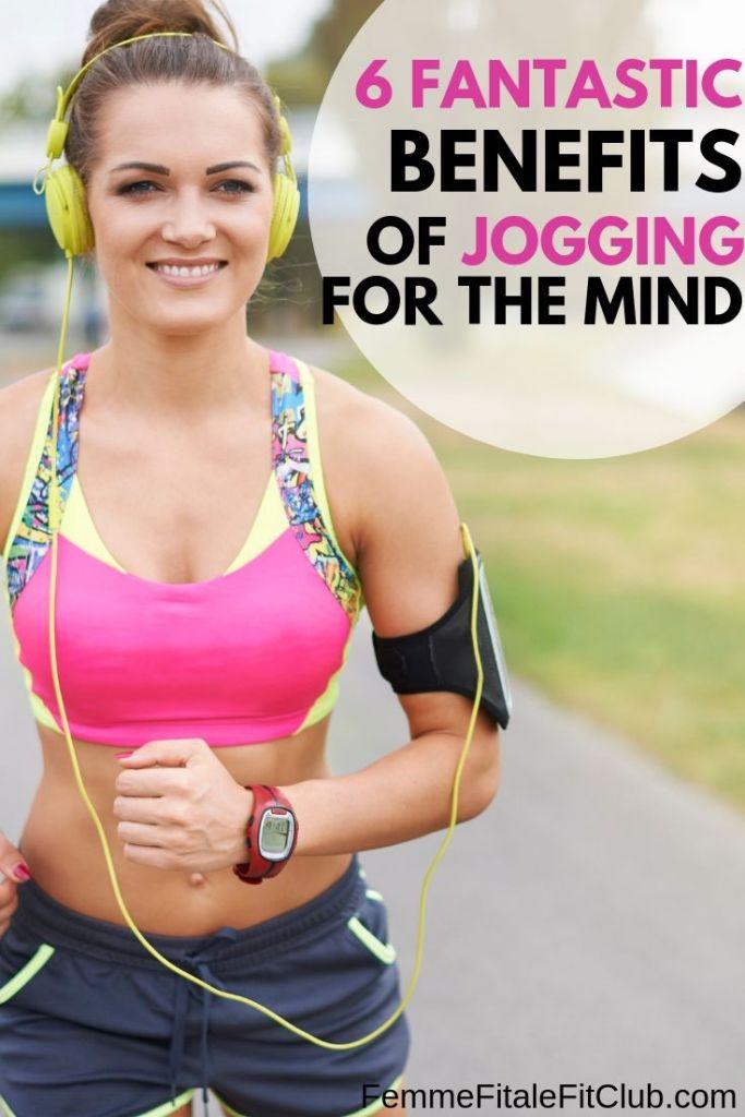 6 Fantastic benefits of jogging for the mind #jogging #runners #meditation #mentalhealth #brain #run #running #runnerworld #bgr #blackgirlsrun #womenrunners