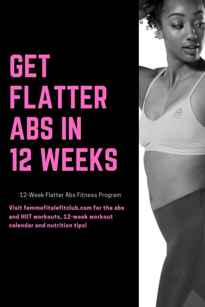 Get Flatter Abs In 12 Weeks With Ab Workouts #nutrition #health #abs #sixpackabs #healthy #fitness #hardcore