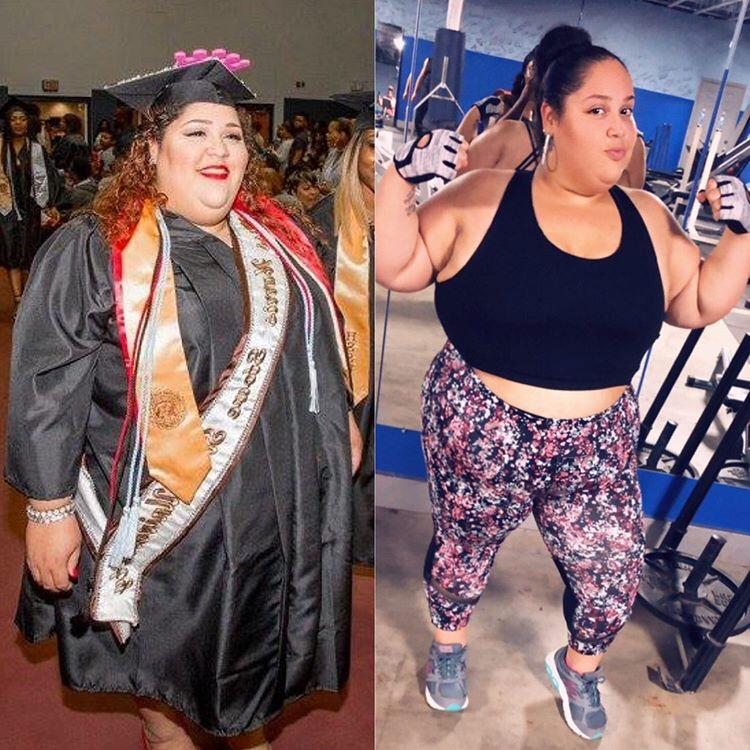 Monique Griffin #weightlossbeforeandafter #weightlosstransformation #weightlosstips #blackwomenweightloss #weightlosssuccess (1)