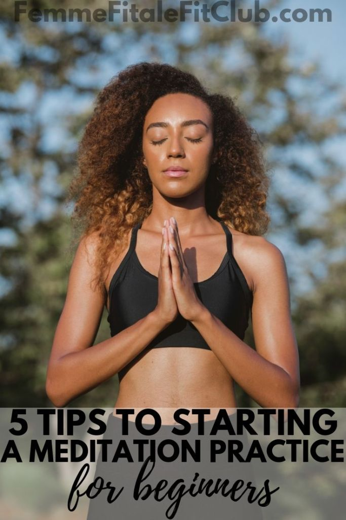 5 tips to starting a meditation practice for beginners #meditation #concentration #mantra #chant #meditationpractice #wellness