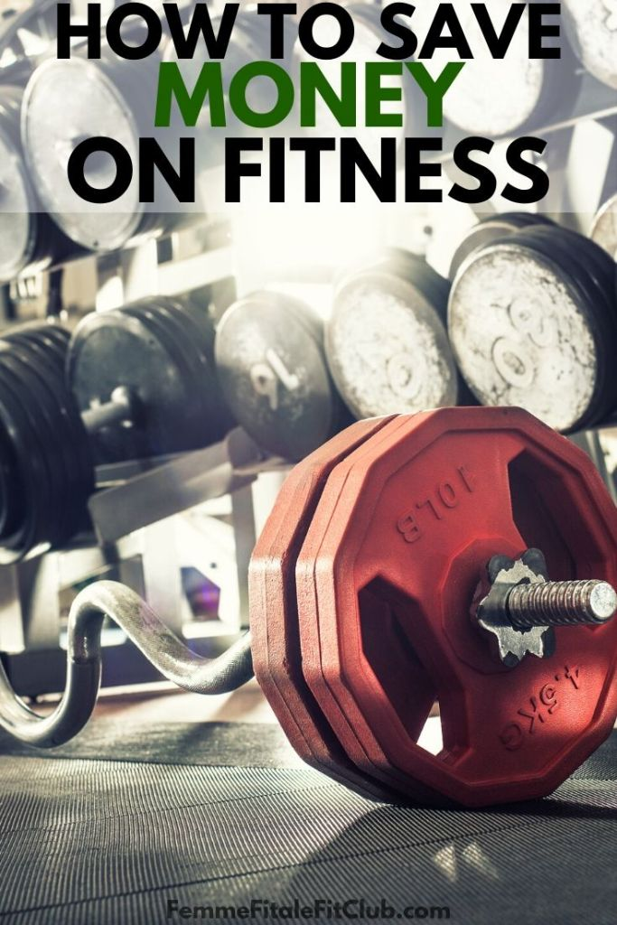 Being fit and healthy doesn't have to be expensive. Learn how to save on fitness #planetfitness #cheapgym #gymequipment #fitness #frugalfitness #budgetfriendly #fitness #affordablegymequipment #homegym #getfitathome #savemoneyexercisingathome #savemoneyworkingoutathome