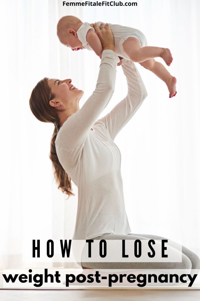 Whether you are on baby number 1 or baby number 2 here are some post-pregnancy weight loss tips you can follow to help you lose the excess baby weight after giving birth to a baby. #weightlosstips #newmomweightloss #howtolosebabyweight #postpartumweightloss