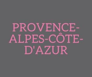 Alpes-de-Haute-Provence / Bouches-du-Rhône / Vaucluse