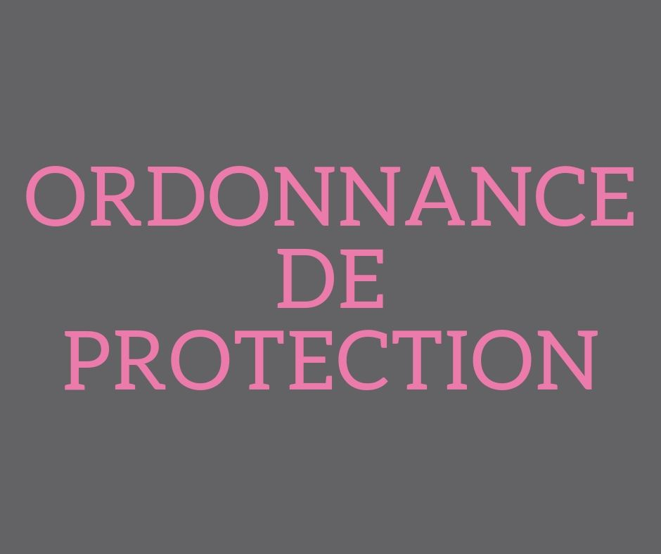 Ordonnance de protection