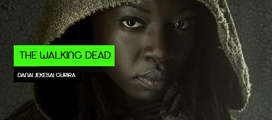 Danai Jekesai Gurira - The Walking Dead