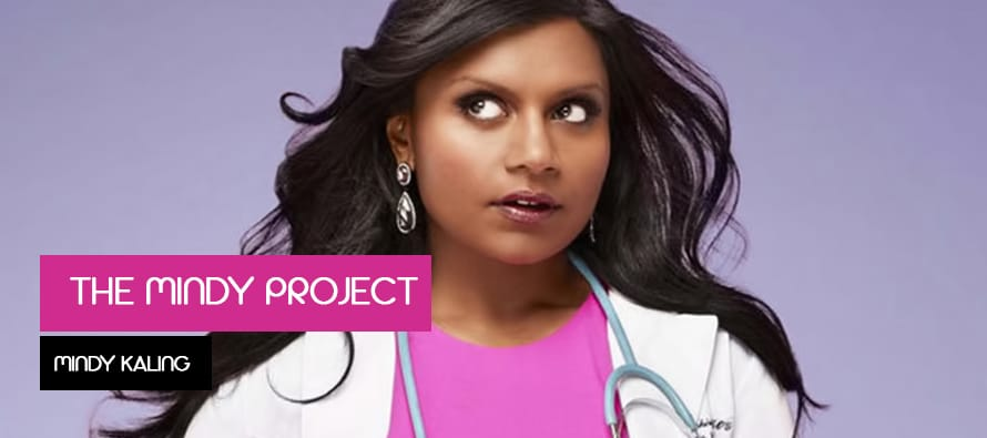 Mindy Kaling -  The Mindy Project