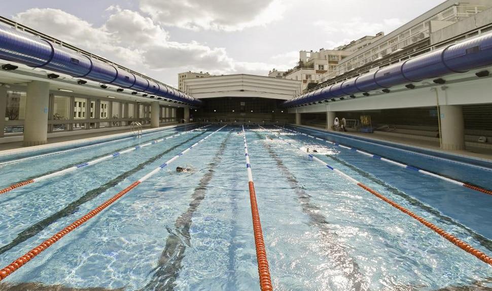 piscine ouverte à l'heure d ete