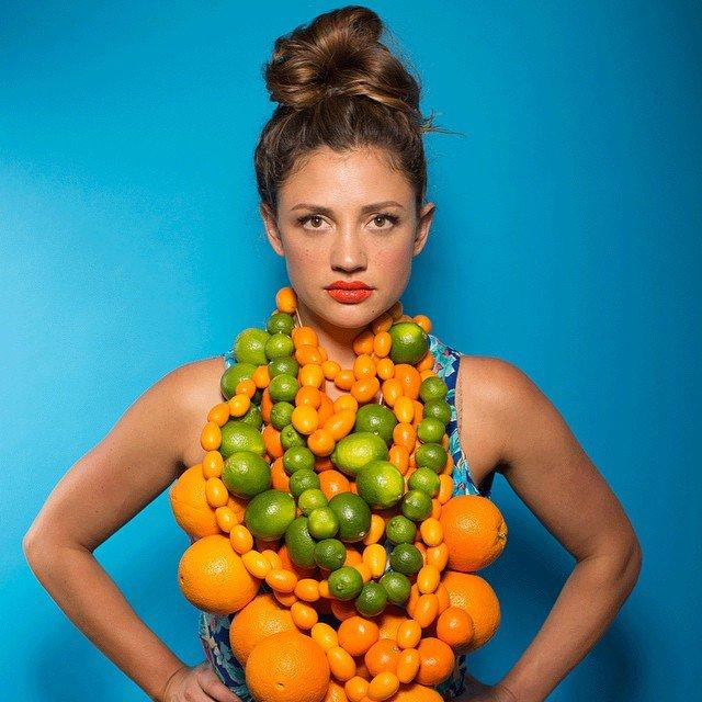 Les fruits et légumes selon Laura Miller