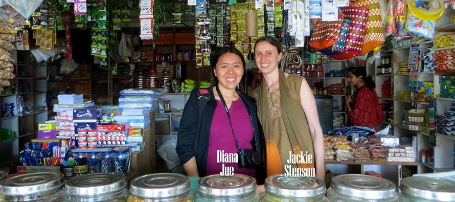Diana Jue et Jackie Stenson fondatrices d'Essmart