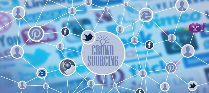 Le crowdsourcing qu'est-ce que c'est ?