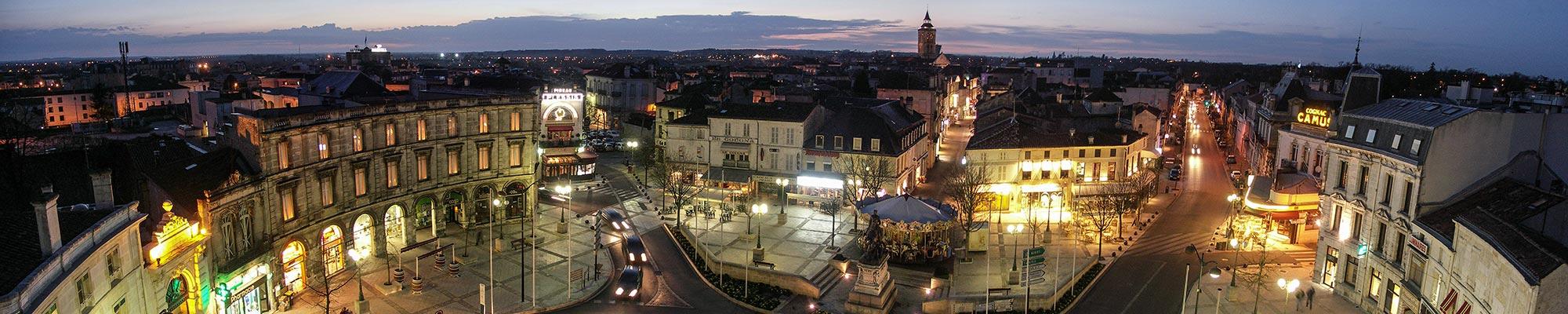 Cognac, une ville, un nectar!
