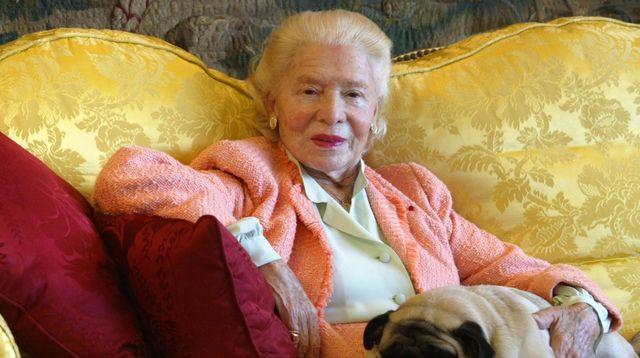 Une petite grande dame s'en est allée à l'âge de 105 ans
