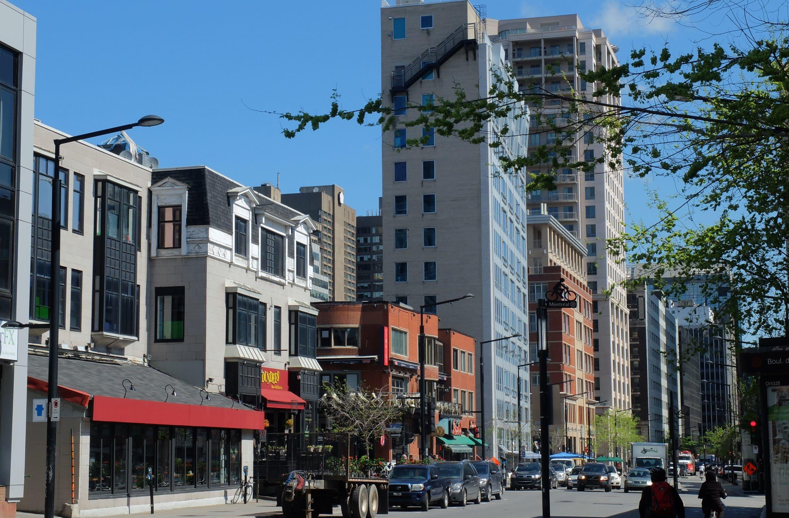 Changer de vie pour s'installer au Québec
