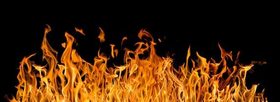 Prédire l'avenir grâce aux flammes…
