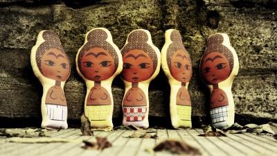 Noumbissi poupées