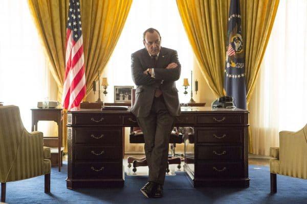 Kevin Spacey stars as Richard Nixon in Liza Johnson's ELVIS & NIXON, an Amazon Studios / Bleecker Street release.