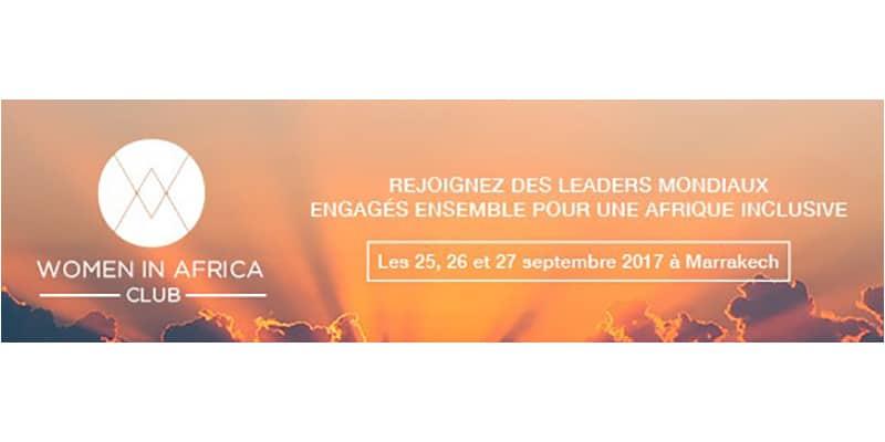 Premier sommet de Women in Africa