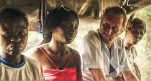 Tatiana Rojo dans «Les Rayures du zèbre» aux côtés de BenoîtPoelvoorde