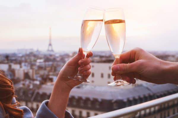 Tchin ! Le champagne pour une célébration inoubliable !