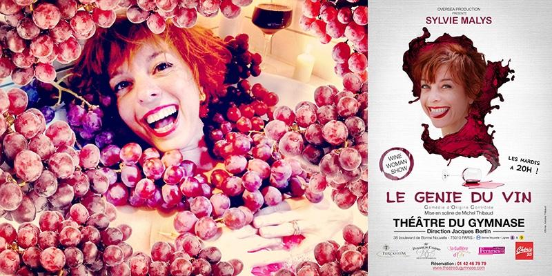 « Le Génie du Vin » est en elle !