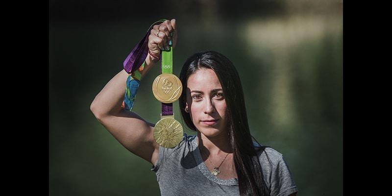 Mariana Pajón : « Beyond Gold »