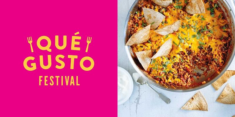Que Gusto: Festival de la gastronomie mexicaine à Paris!