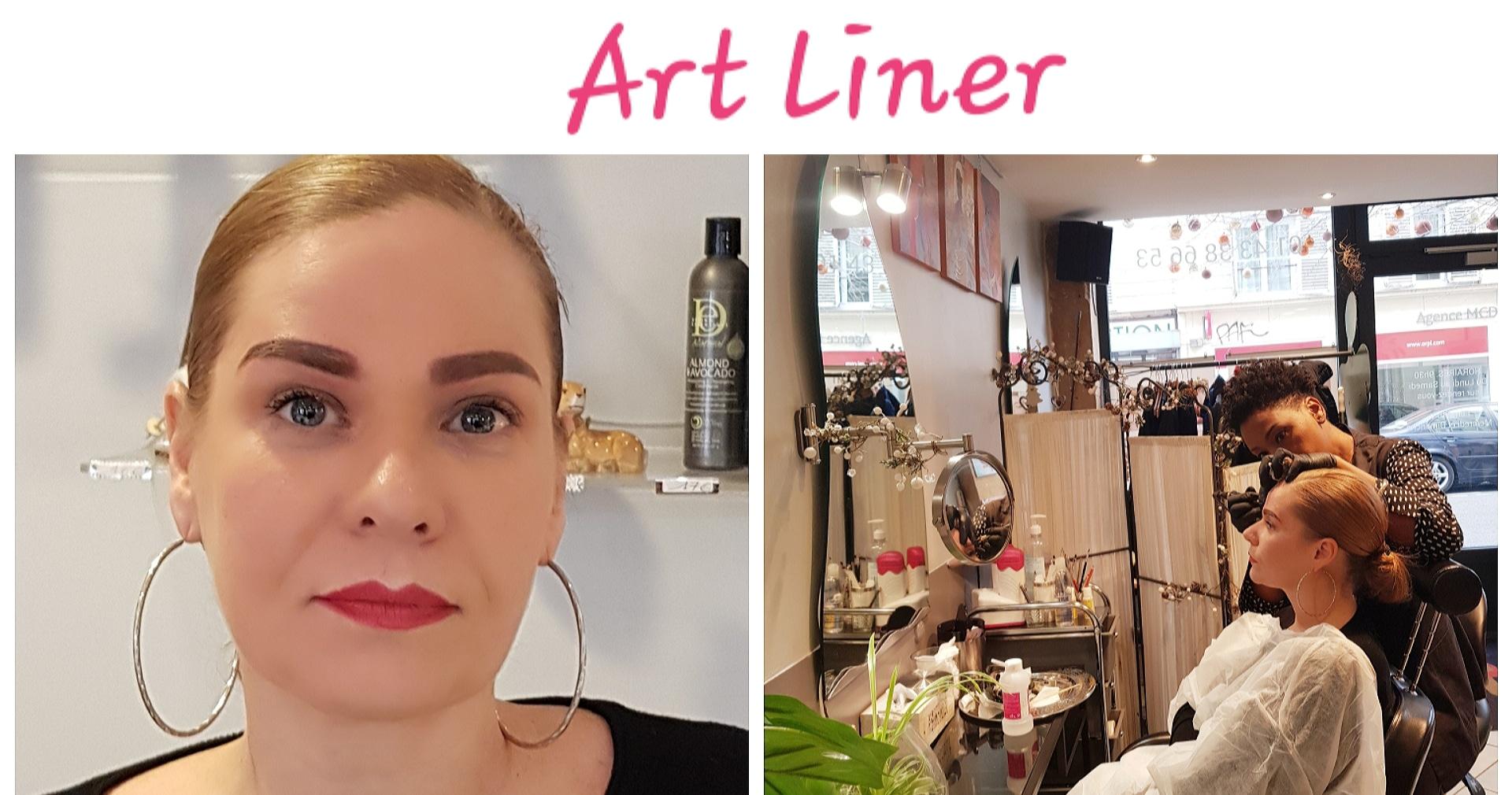 Art Liner fait sa « Foire de Paris » dans son institut