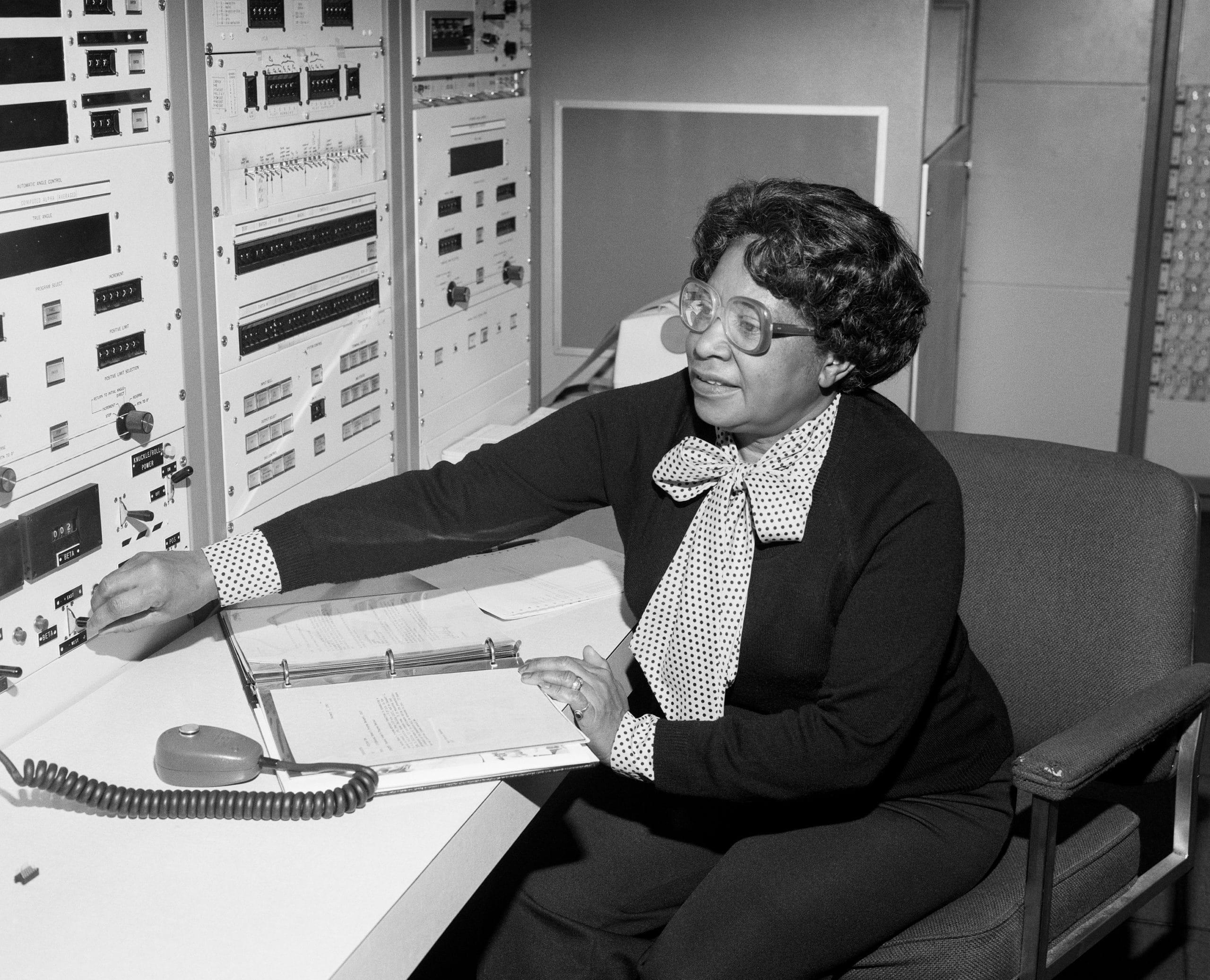 NASA : hommage à la physicienne noire Mary Jackson