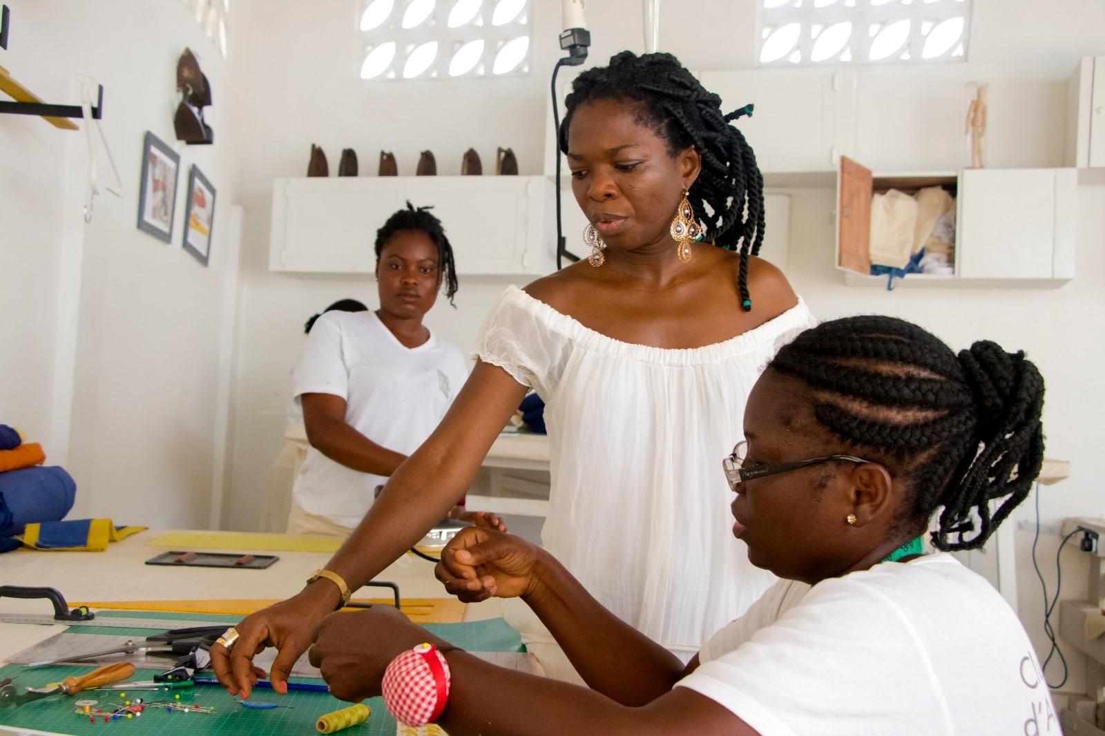 Mablé AGBODAN : « Créer, c'est aussi être utile et disponible pour les autres… »