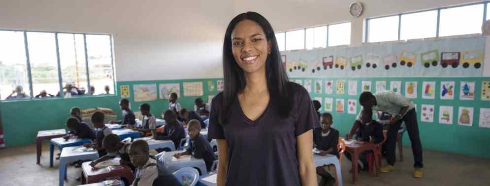 Noella Coursaris Musunka: la fée du Katanga