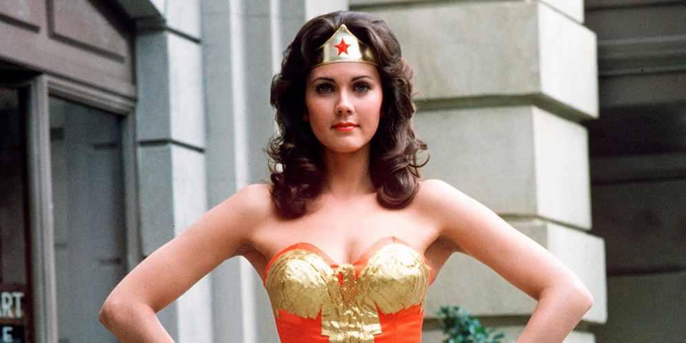 Wonderwoman, c'est moi !