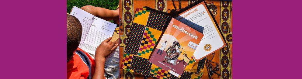 Un agenda Kamite pour les petits