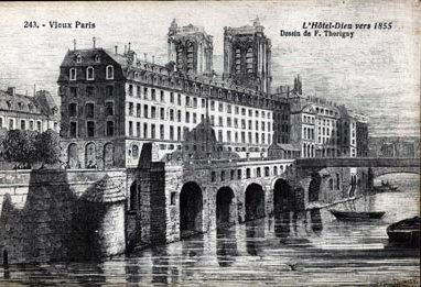 Lhpital En France Du Moyen Ge Nos Jours Histoire