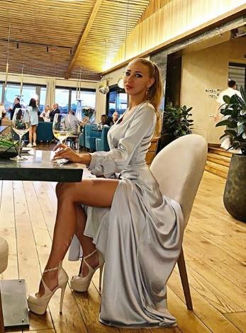 Viktoria femme bielorusse