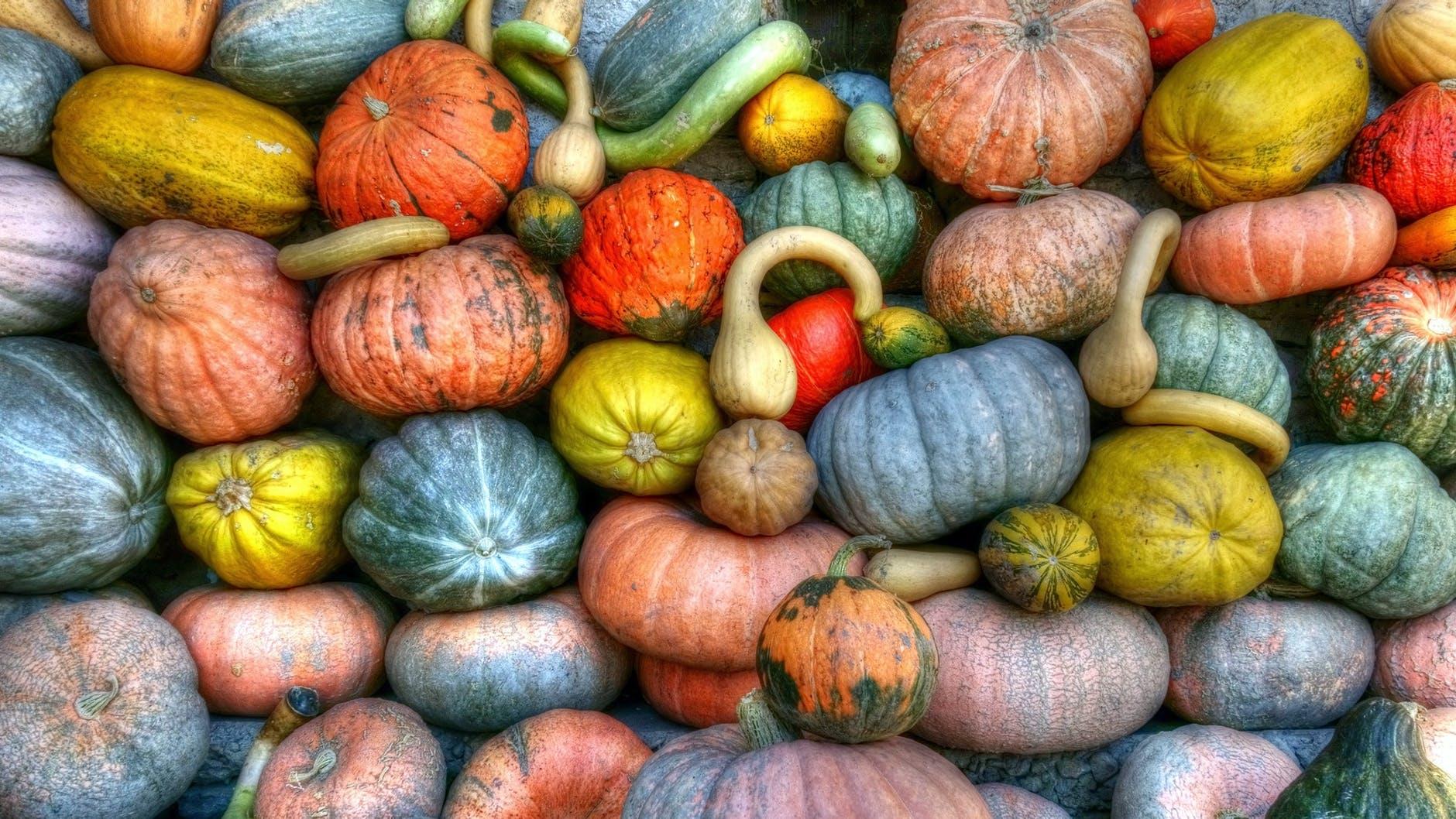 pumpkins autumn health