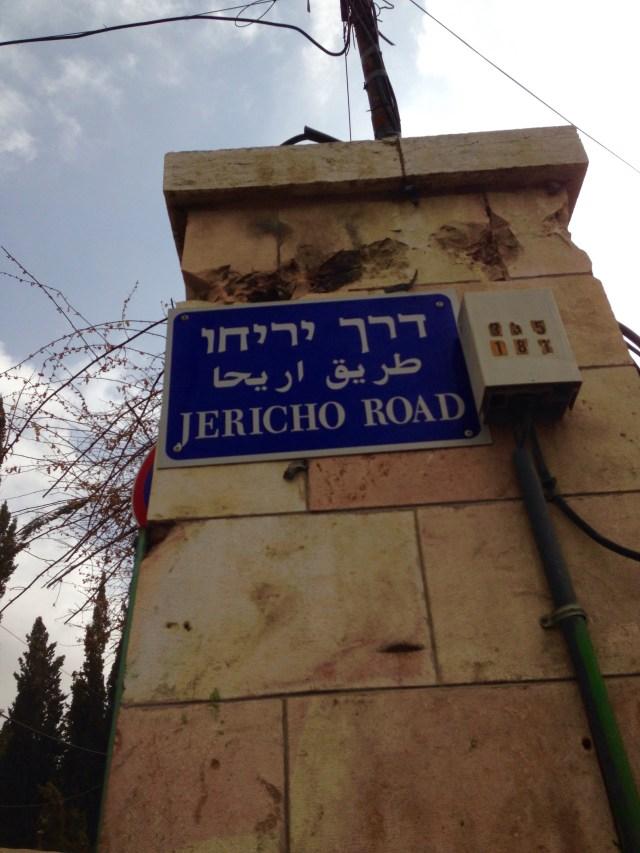 Rua de Jericó