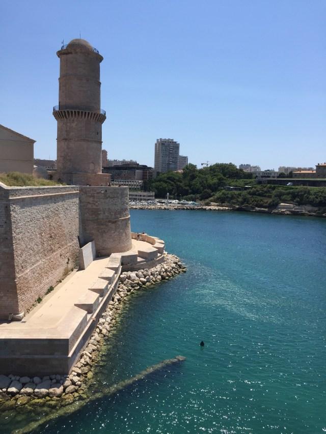 Forte em Marseille
