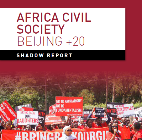 Africa Civil Society Shadow Report on Beijing+20