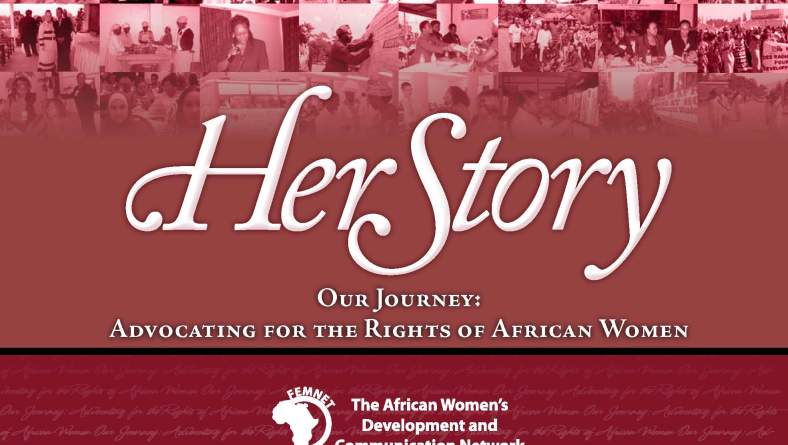 Herstory: Our Journey Advocating for the Rights of African Women
