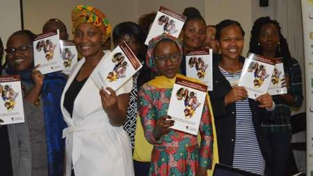 Africa's Young women claim their rightful place at the AU Summit