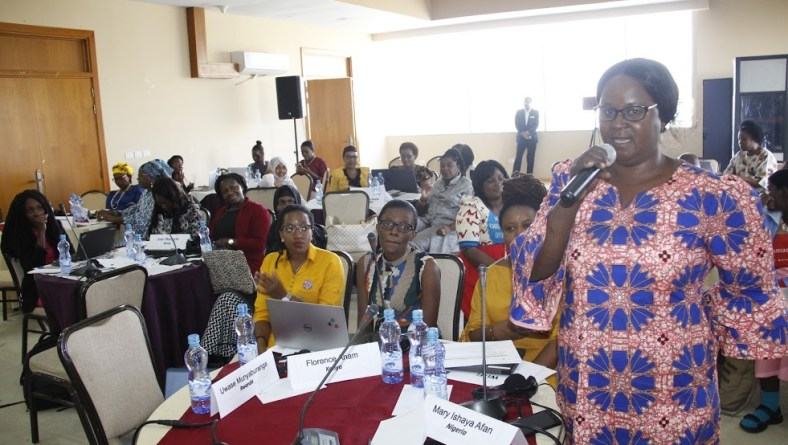 Report: Pre-CSW62 Africa Regional Strategy Meeting in Addis Ababa, Ethiopia