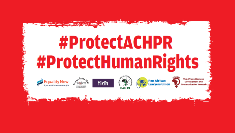 An Independent ACHPR is Critical to Protecting Women's Rights in Africa
