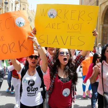 Racism in Lebanon