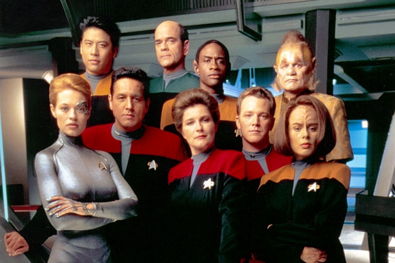 'Year of Hell' – How to Deal With 2017 Using 'Star Trek: Voyager'