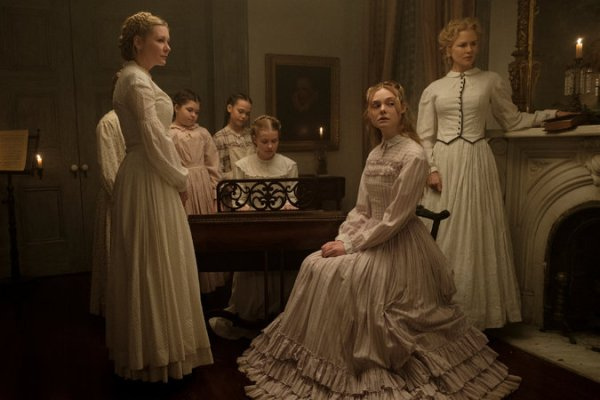 THE BEGUILED: Coppola's Most Accomplished Film So Far?