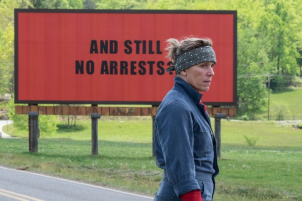 Three Billboards Outside Ebbing, Missouri: A Few Key Questions